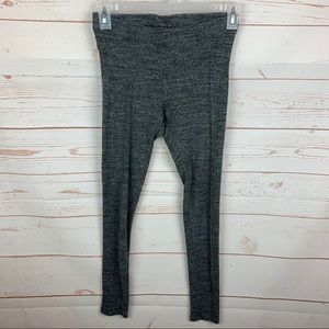 James Perse   Gray Soft Pull On Leggings